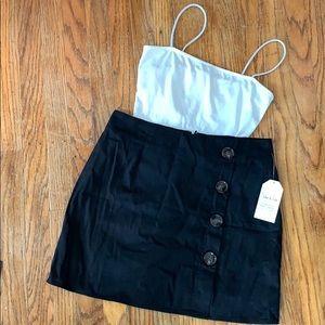 Sadie& love mini skirt